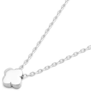 Minimalist Necklace silvery...