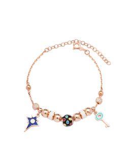 Bracelet avec perles étoile...