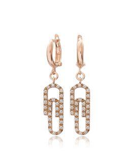 Earrings clip rings...