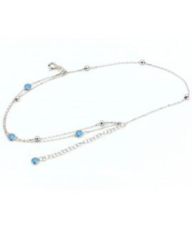 Multiple chain bracelet...